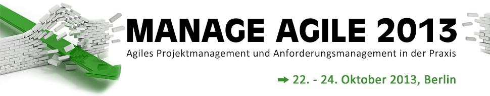 Manage Agile 2013